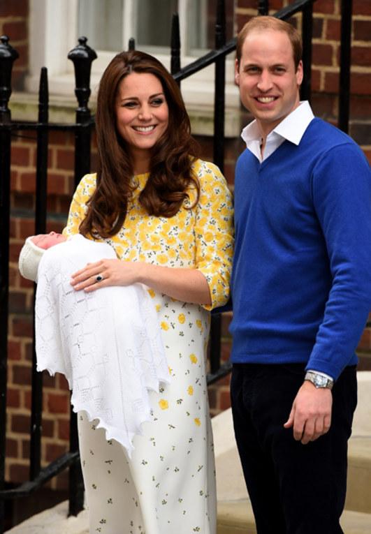 Prinzessin Charlotte, Prinz George und Co: So süß sind die Mini-Royals