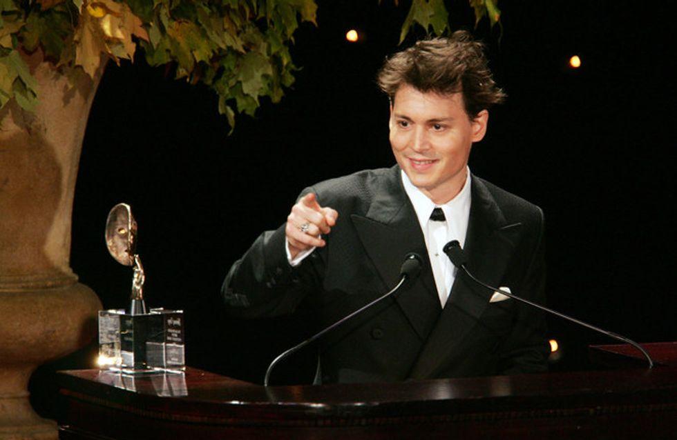 Los mejores momentos de Johnny Depp