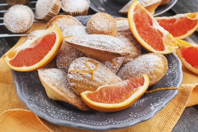Sucrées ou salées, des madeleines comme on les aime !