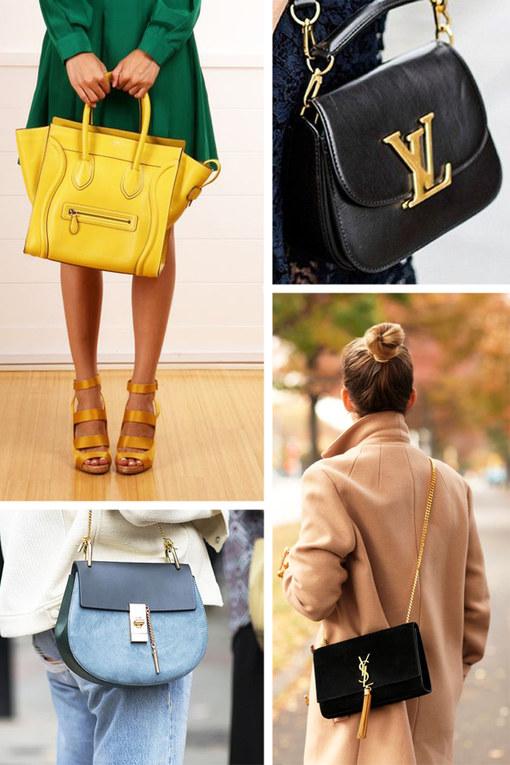 Designer-Taschen 2015: Das sind die It-Bags der Saison!
