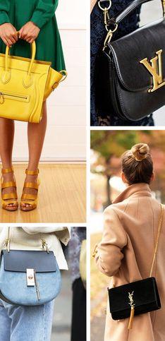 Designer-Bags: 100 Taschen der Luxusklasse