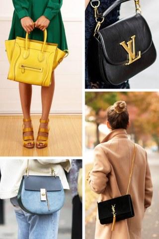 Turnschuhe für billige Keine Verkaufssteuer heiße Produkte Designer-Bags: 100 Must-have Taschen der Luxusklasse ...