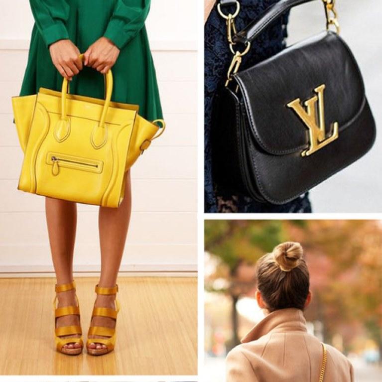 dd7bb5740ede8 Designer-Bags  100 Must-have Taschen der Luxusklasse   Fotoalbum ...