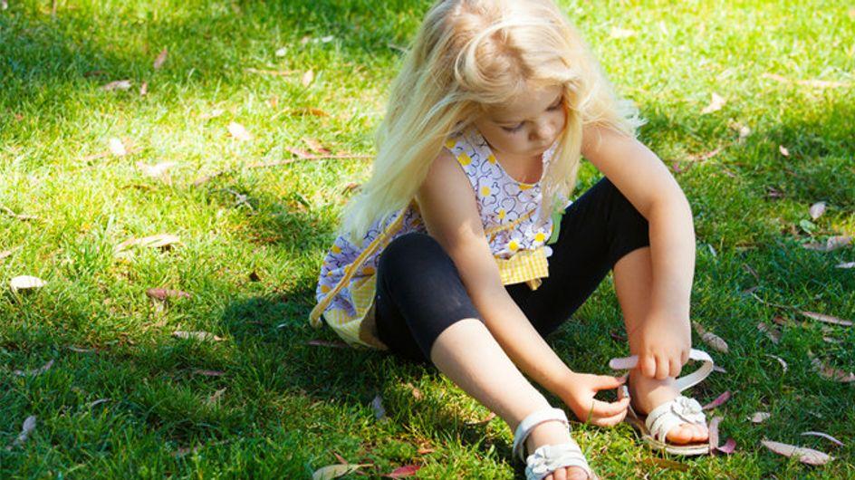 Sandales enfant : 60 sandales géniales pour mignons petits petons