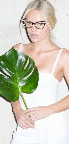 Gafas de sol para novias