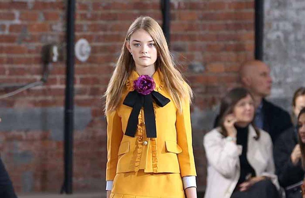 Gucci colección crucero 2015/16