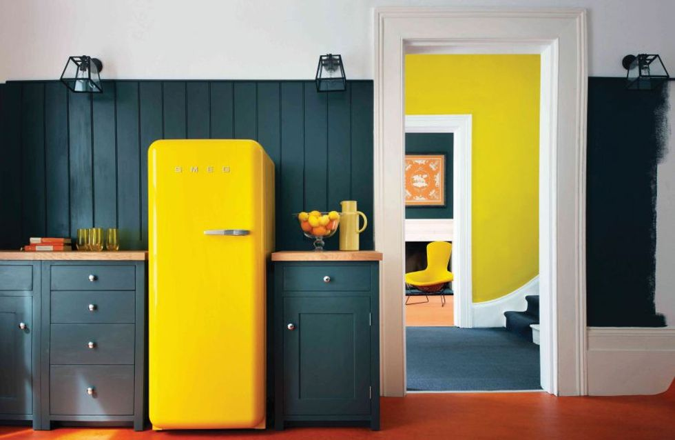 È Yellow Mania! Ecco i consigli per una perfetta casa giallo limone