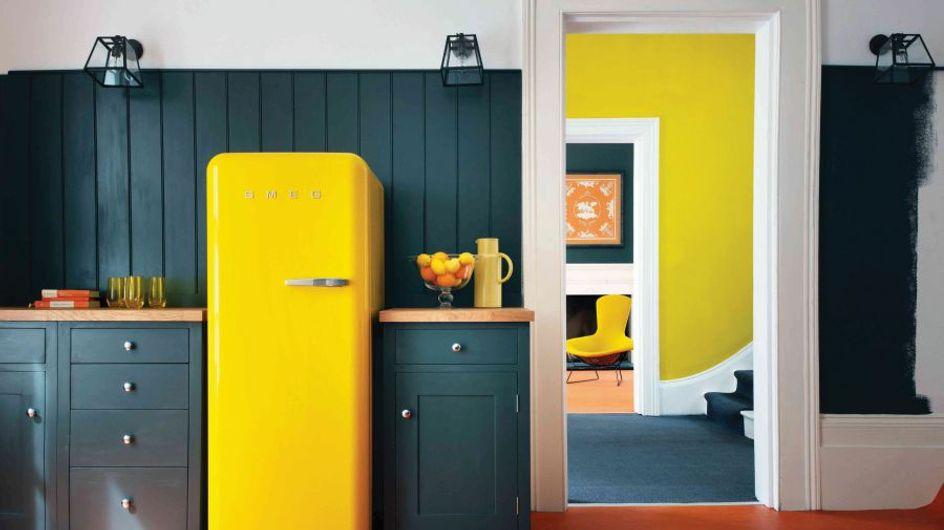 Decoración en tonos limón: dale un toque ácido a tu hogar