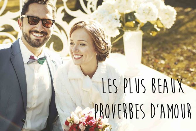 50 proverbes d'amour