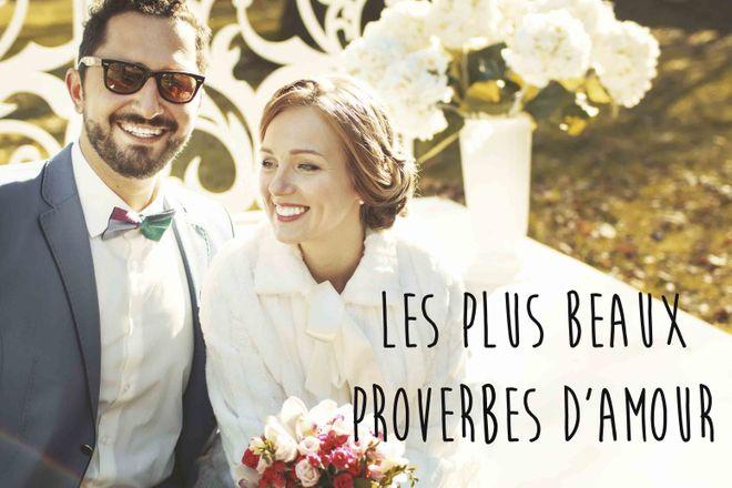 50 proverbes d'amour