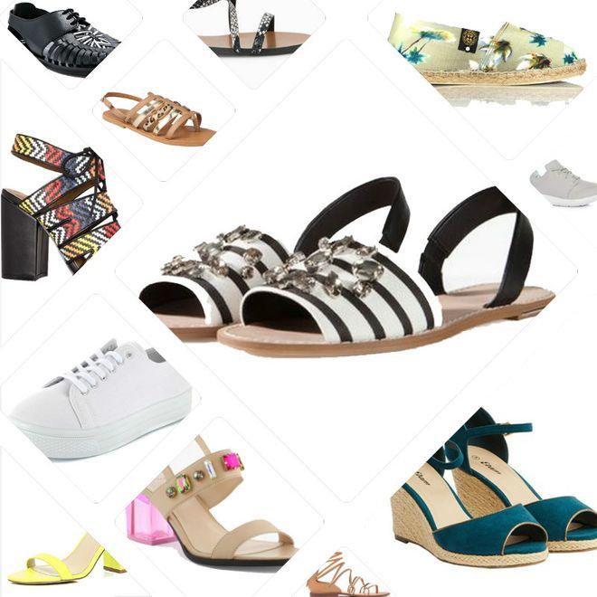 Les chaussures pas chères les plus stylées du web