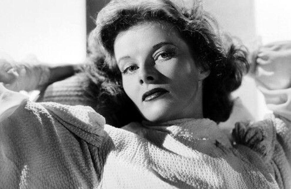 Katharine Hepburn, una mujer de armas tomar