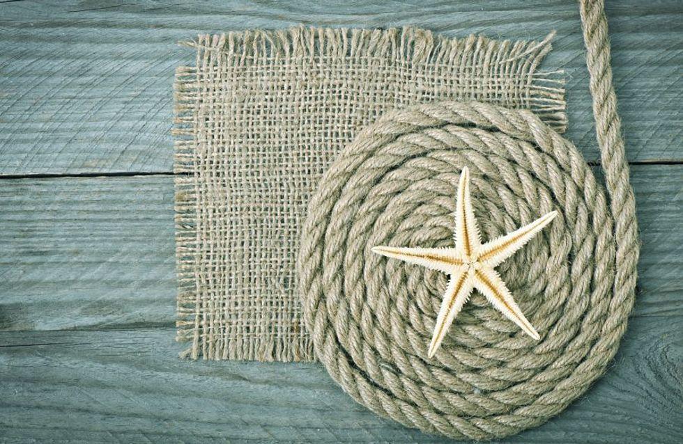Il mare in tavola: accessori e complementi di ispirazione marina