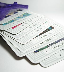 DIY : Apprends le tirage du tarot