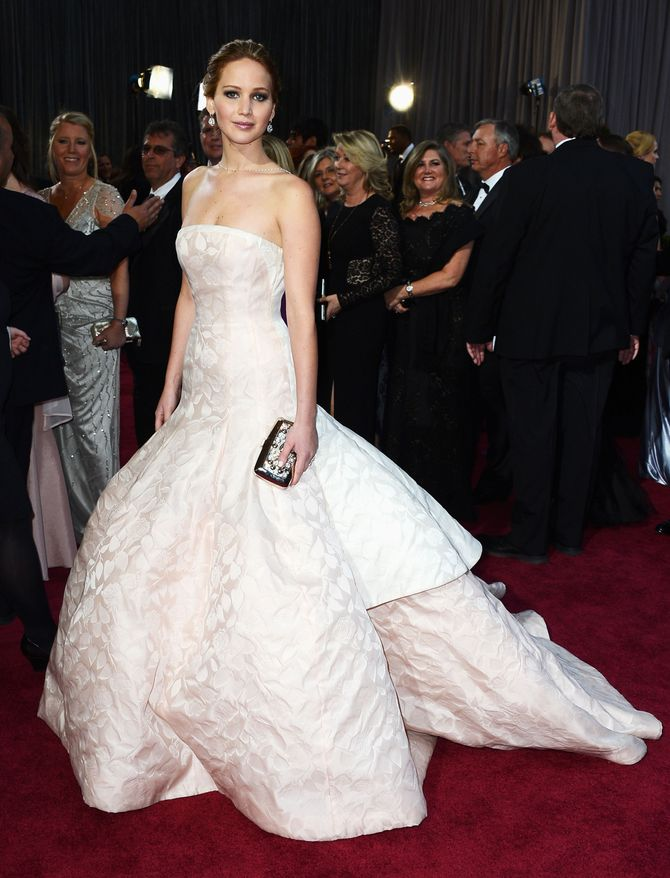 12 vezes em que Jennifer Lawrence foi deslumbrante no tapete