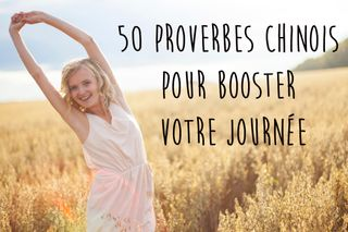 50 proverbes chinois