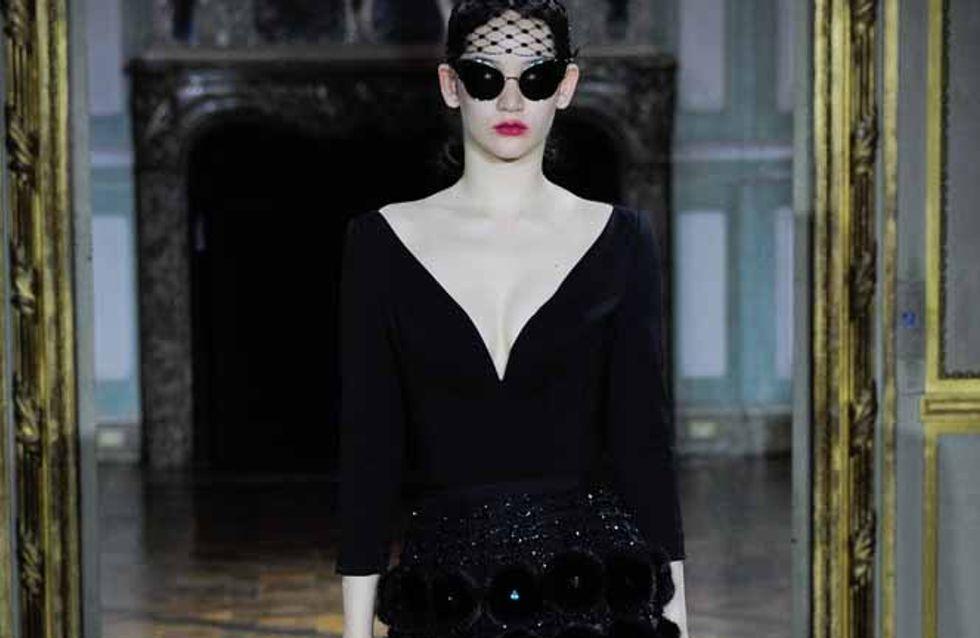 Ulyana Sergeenko: París Alta Costura Otoño-Invierno 2015/16