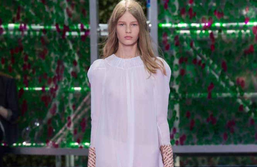 Christian Dior: París Alta Costura Otoño-Invierno 2015/16