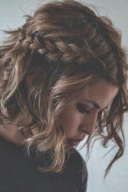 40 Coiffures De Mariage Pour Cheveux Mi Longs
