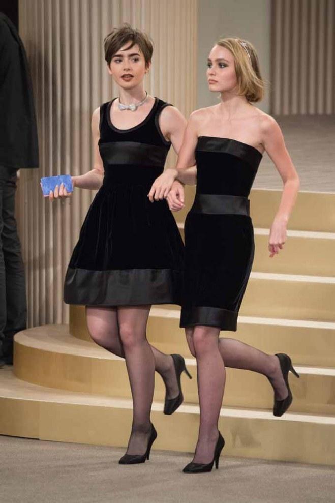 Chanel París Alta Costura Otoño-Invierno 2015/16