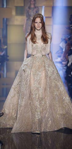 Le défilé Elie Saab, la Haute Couture au pays des fées