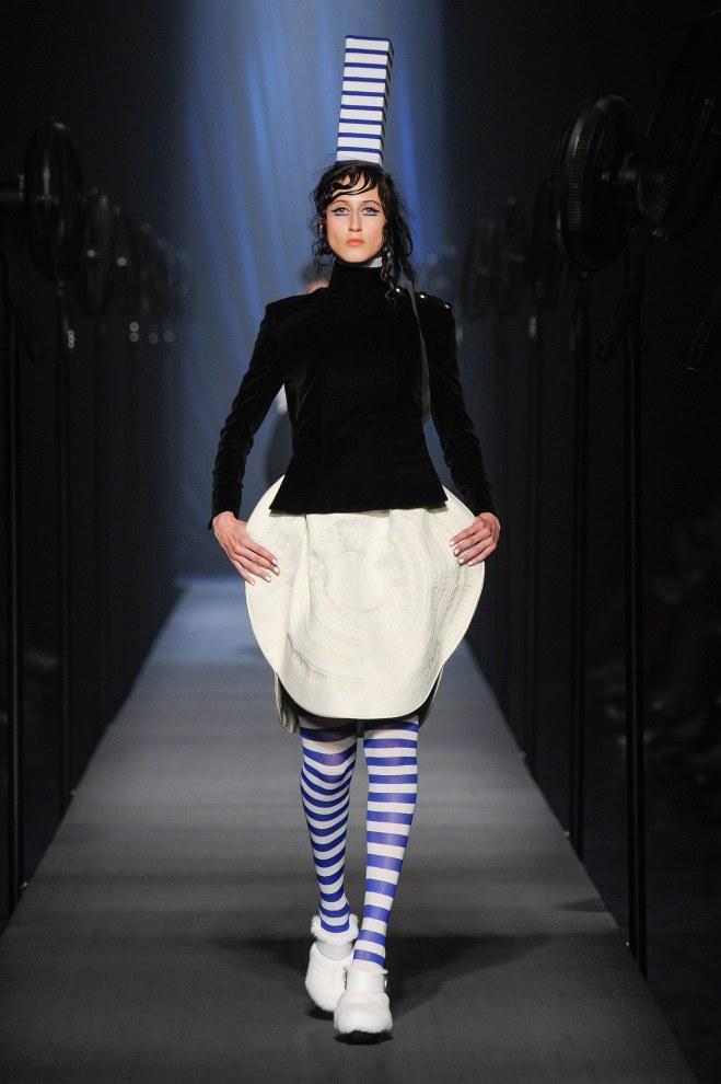 Jean Paul Gaultier París Alta Costura Otoño-Invierno 2015/16