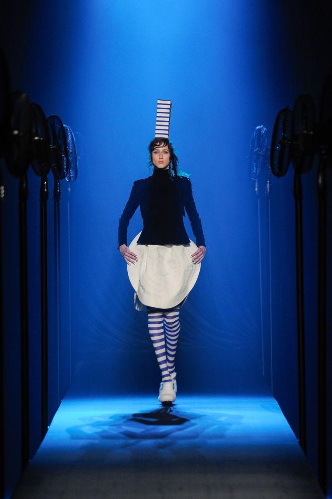 Le défilé Haute Couture AH 2015/2016 Jean Paul Gaultier