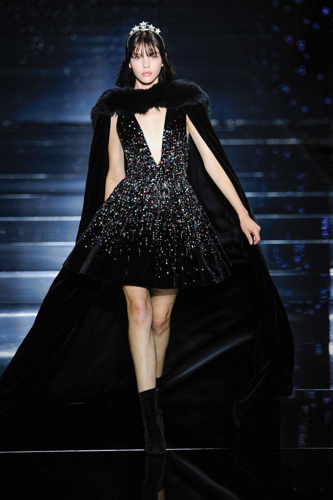 Le défilé Haute Couture Automne/Hiver 2015-2016 Zuhair Murad