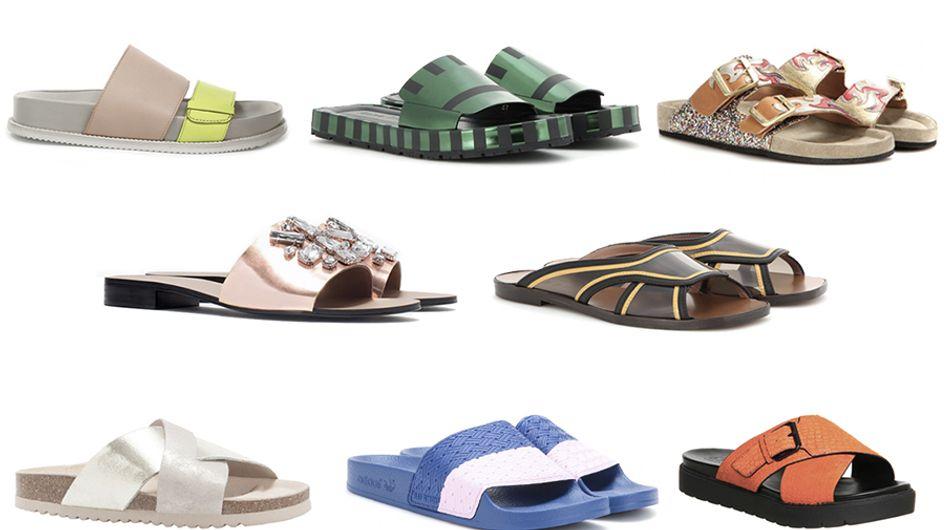 Il must dell'estate? Comode con i sandali super flat