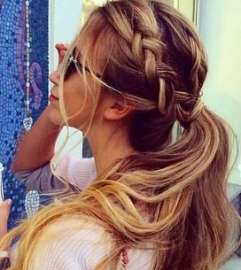 99 No Effort Hairstyles To Do First Thing In The Morning