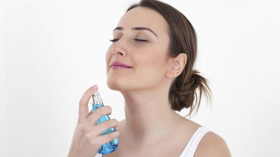 Stop afa con i nuovi spray rinfrescanti e super idratanti