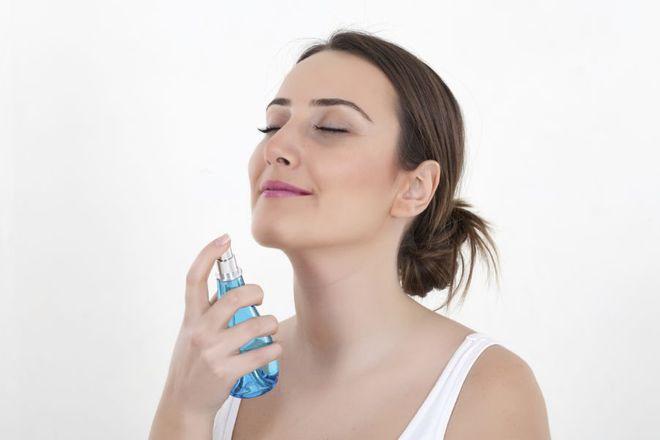 Stop all'afa con le nuove acque spray rinfrescanti
