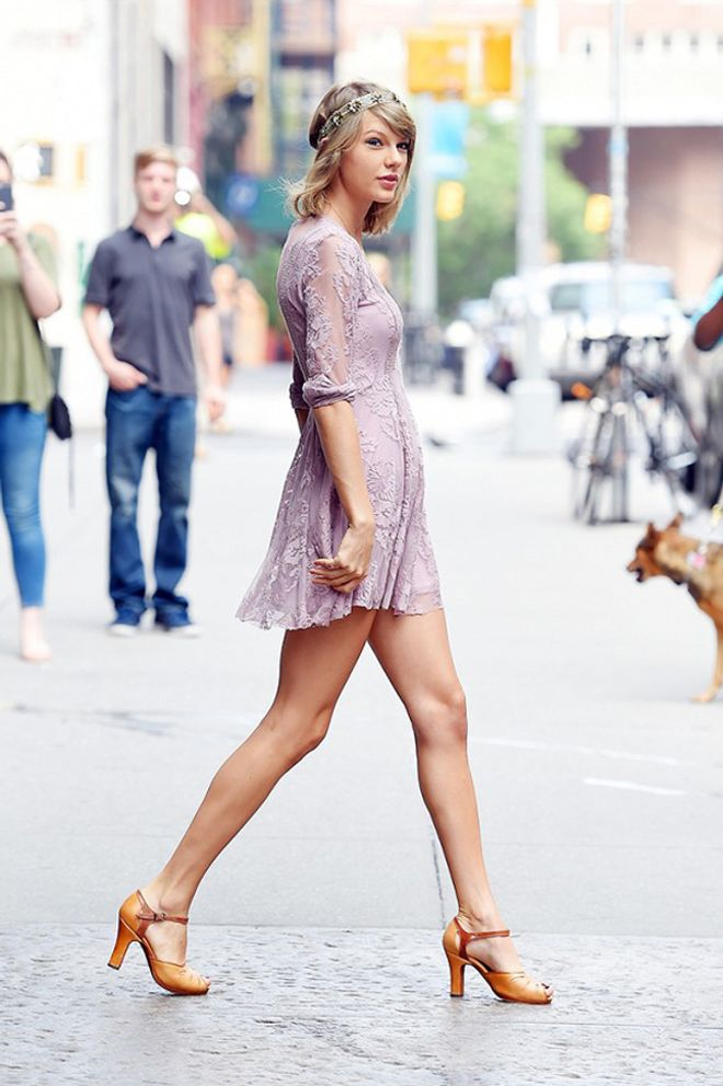 Lo stile estivo 2015 delle star - Taylor Swift