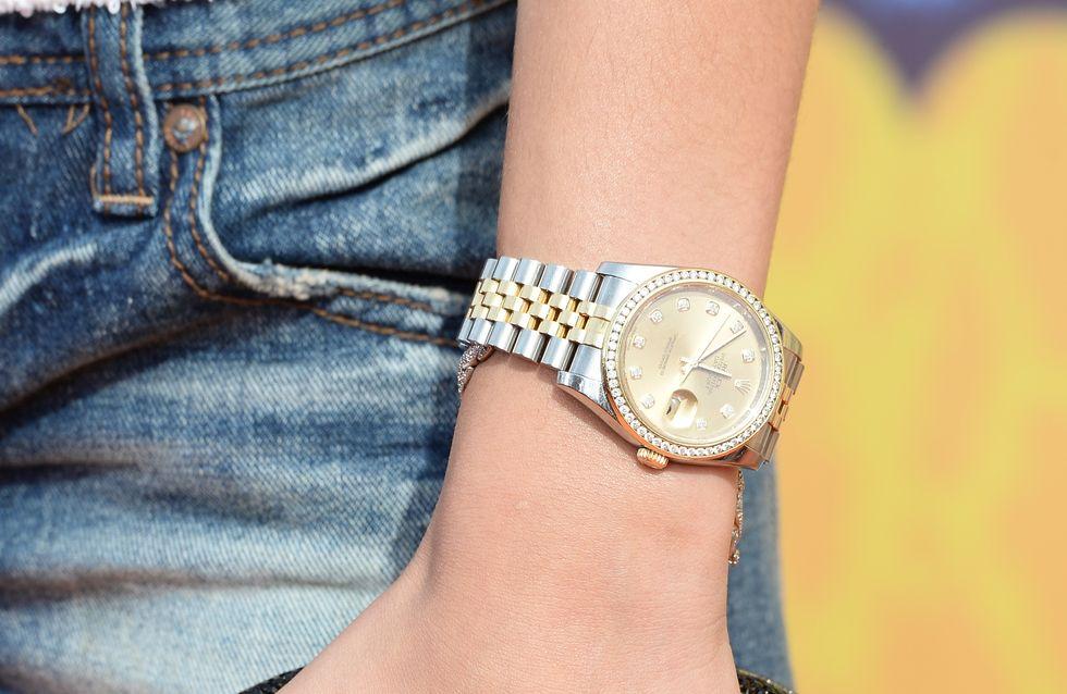 Ponte en hora con los relojes más chic