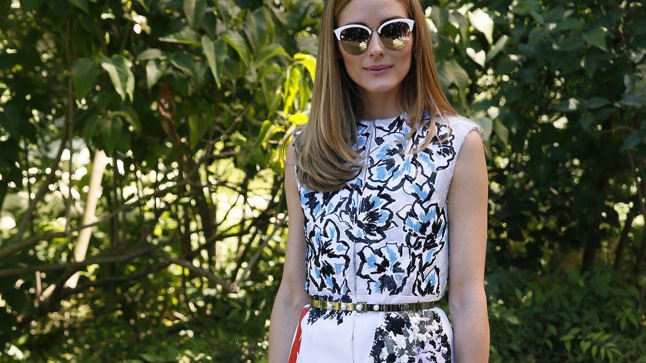 Os 30 melhores looks de Olivia Palermo para o calor