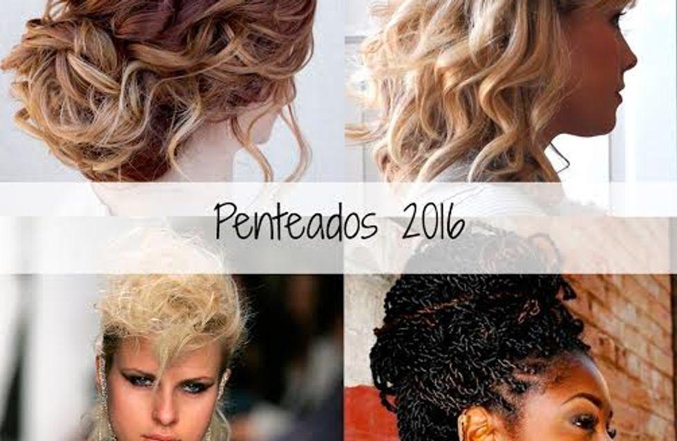Penteados que vão fazer a sua cabeça em 2016
