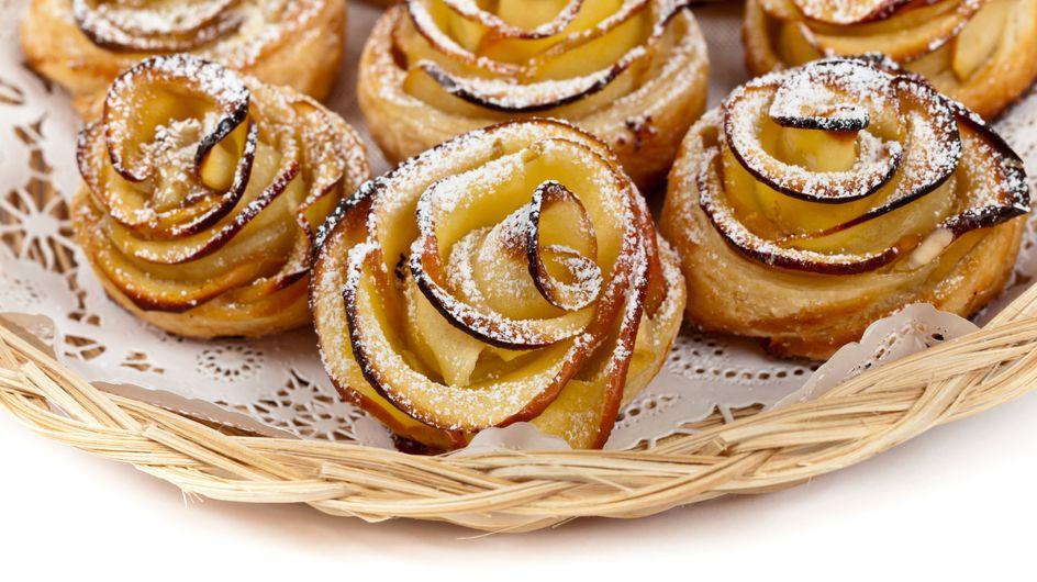 Des recettes à tomber dans les pommes !