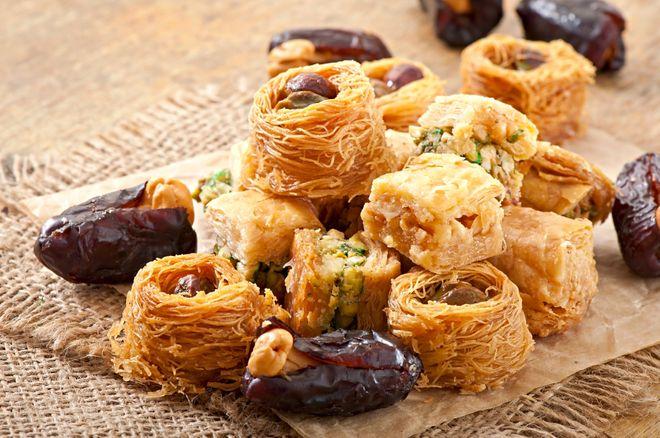 Nos recettes de pâtisseries orientales à tomber !