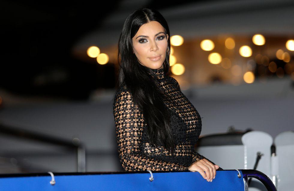 Repasamos el estilo premamá de Kim Kardashian