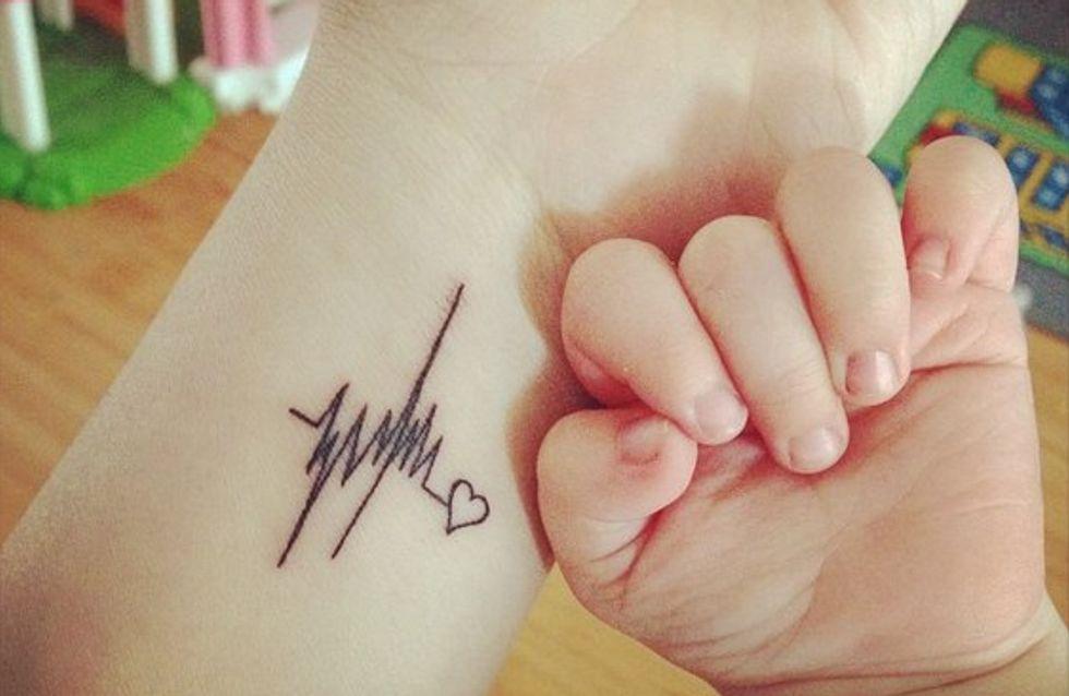 Tatuajes Para Madres Que Demuestran El Amor Por Los Hijos