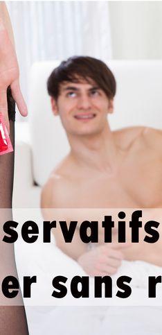 30 préservatifs pour s'éclater sans risques