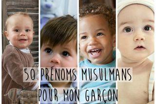 50 prénoms musulmans pour mon garçon