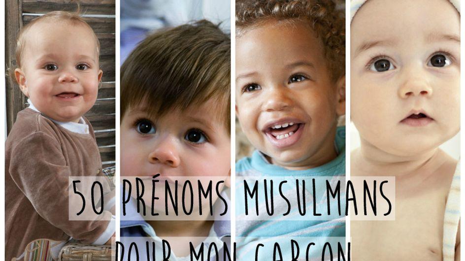 50 magnifiques prénoms musulmans pour mon garçon