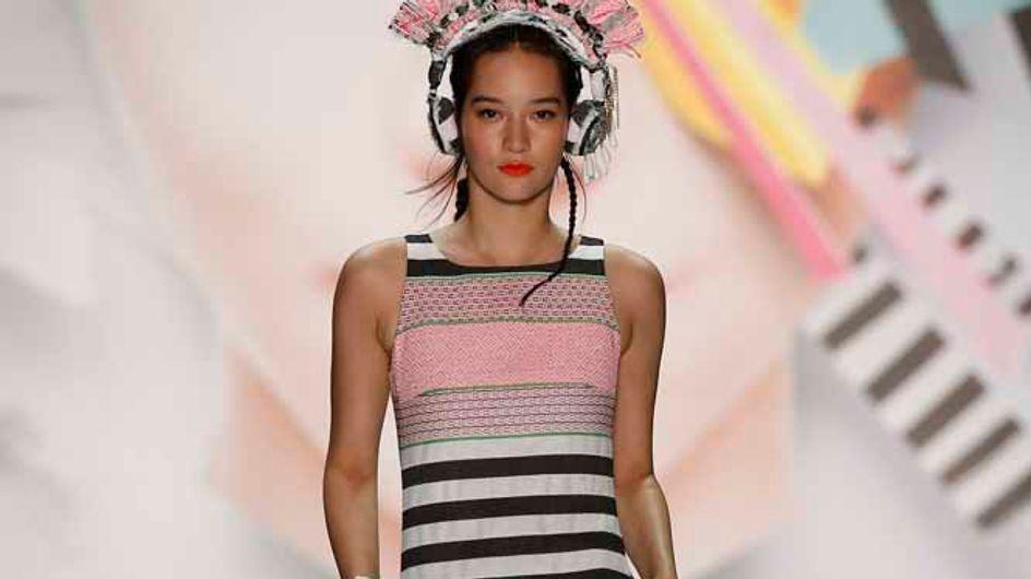 Desigual: New York Fashion Week Primavera-Verano 2016