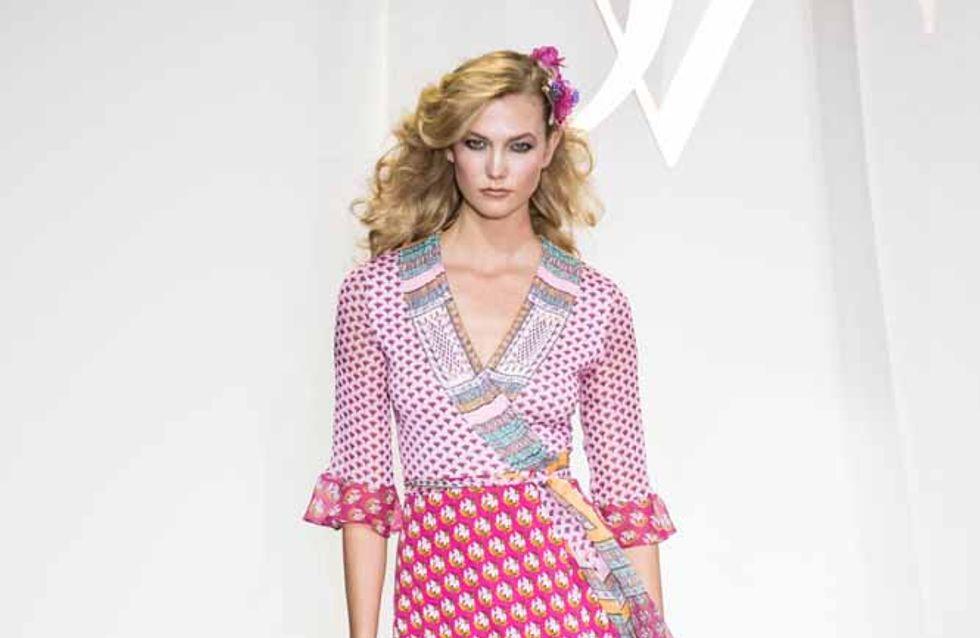 Diane von Furstenberg: New York Fashion Week Primavera-Verano 2016