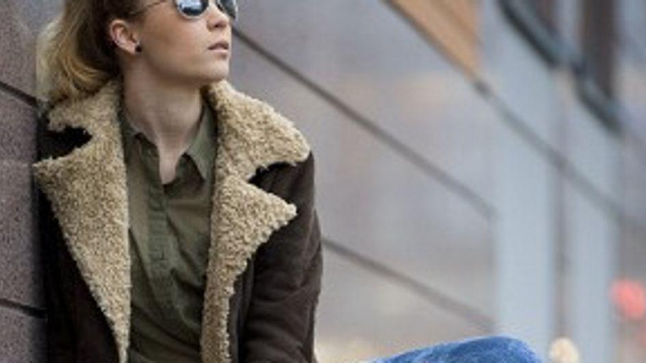 Street Style en posturas imposibles