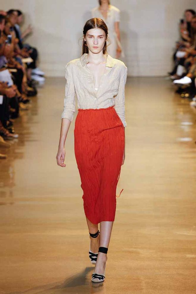 Altuzarra: New York Fashion Week Primavera-Verano 2016