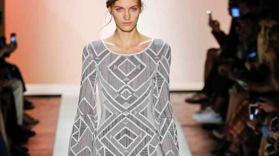 Hervé Leger: New York Fashion Week Primavera-Verano 2016