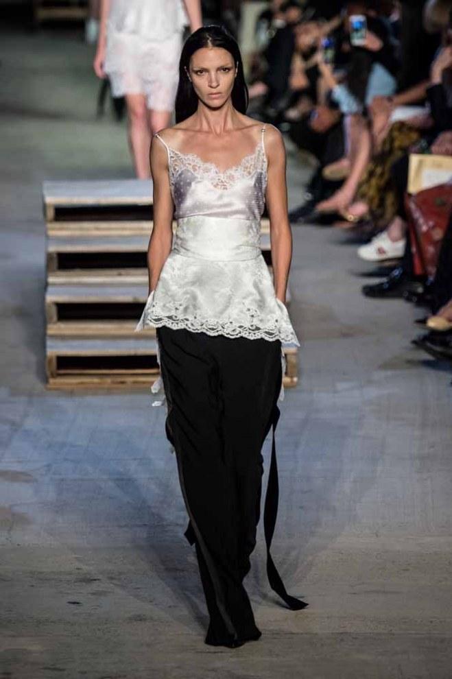 Givenchy Primavera-Verano 2016