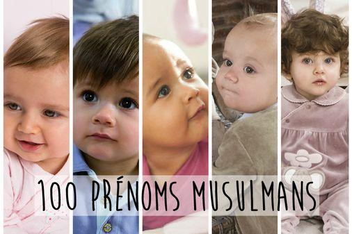 100 prénoms musulmans
